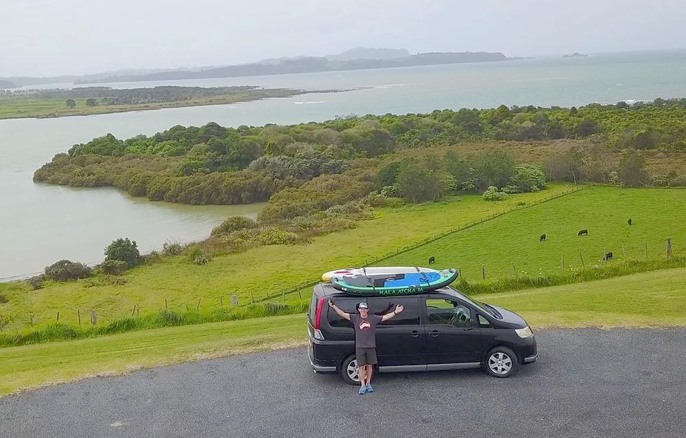 SUP New Zealand