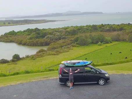 SUP New Zealand (Week 1)