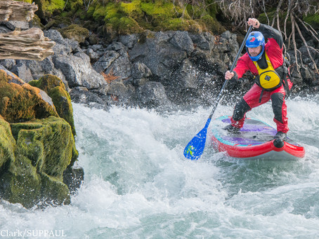 Drysuit or Wetsuit for Whitewater SUP?