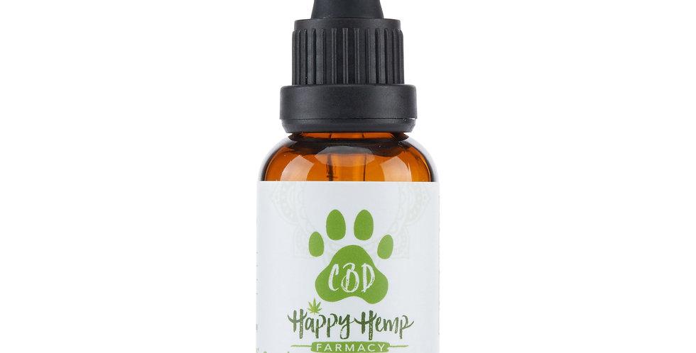 Happy Hemp Farmacy · Broad Spectrum CBD Oil for Pets (250mg)