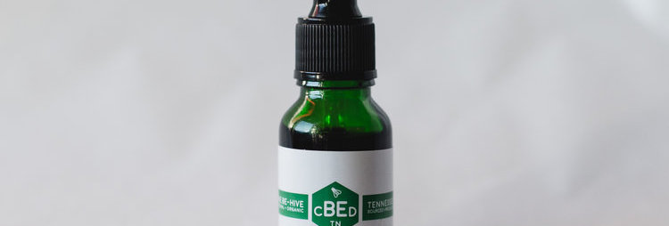 cBEd · Full Spectrum Hemp Infused Tincture (499mg)
