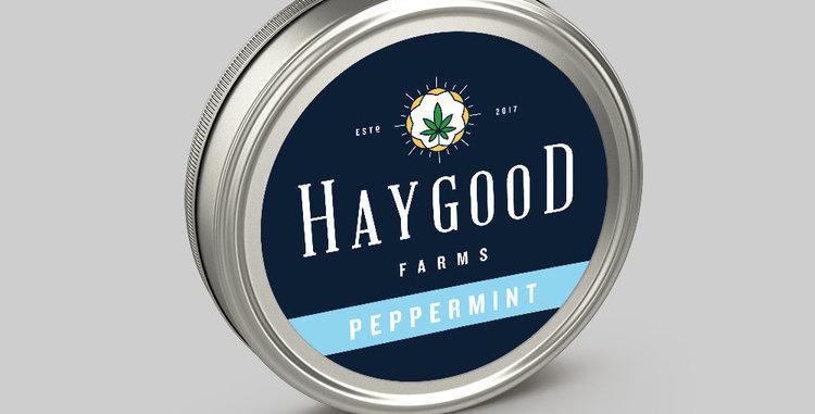 Haygood Farms · Peppermint Salve (500mg)