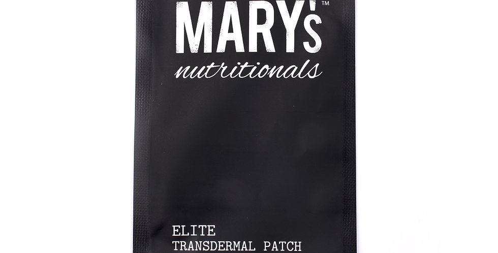 Mary's Nutritionals · Elite Patch (10mg)