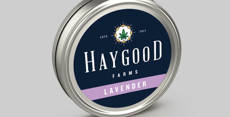 Haygood Farms · Lavender Salve (500mg)