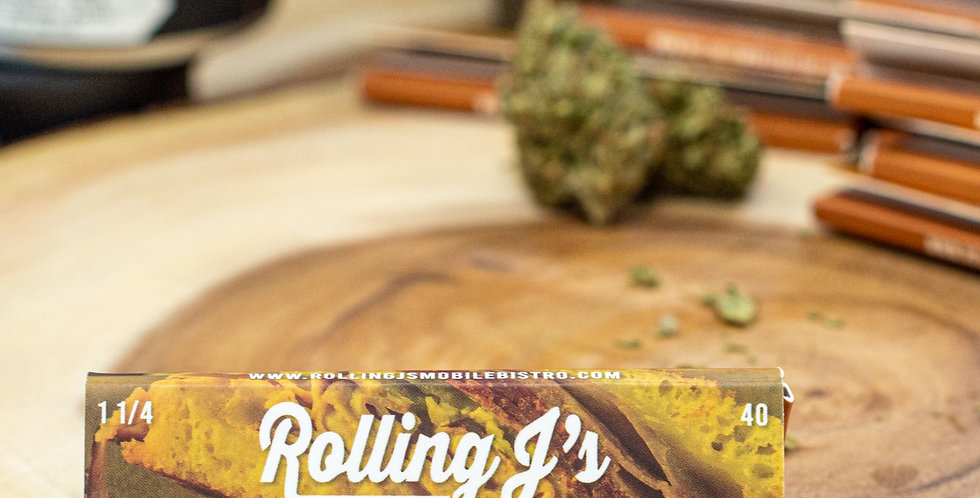 Rolling J's · Rolling Papers