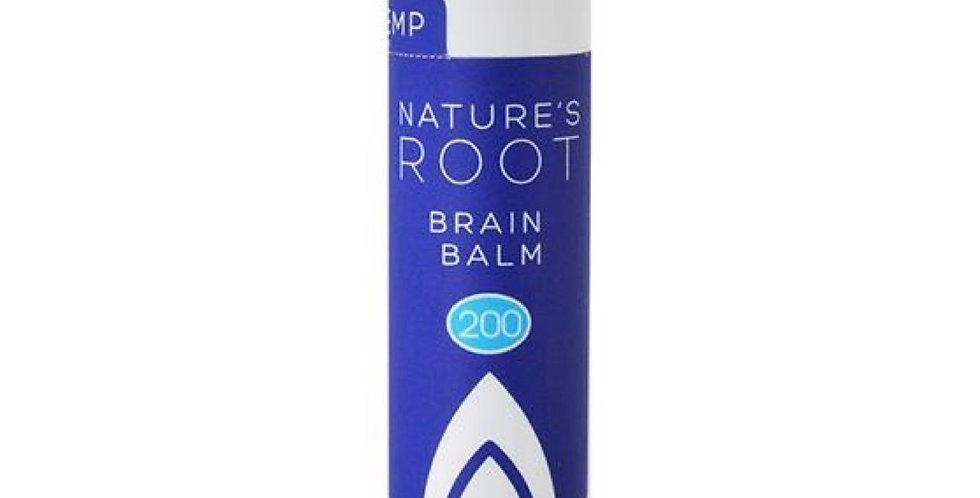 Nature's Root · Brain Pain Balm (200mg)