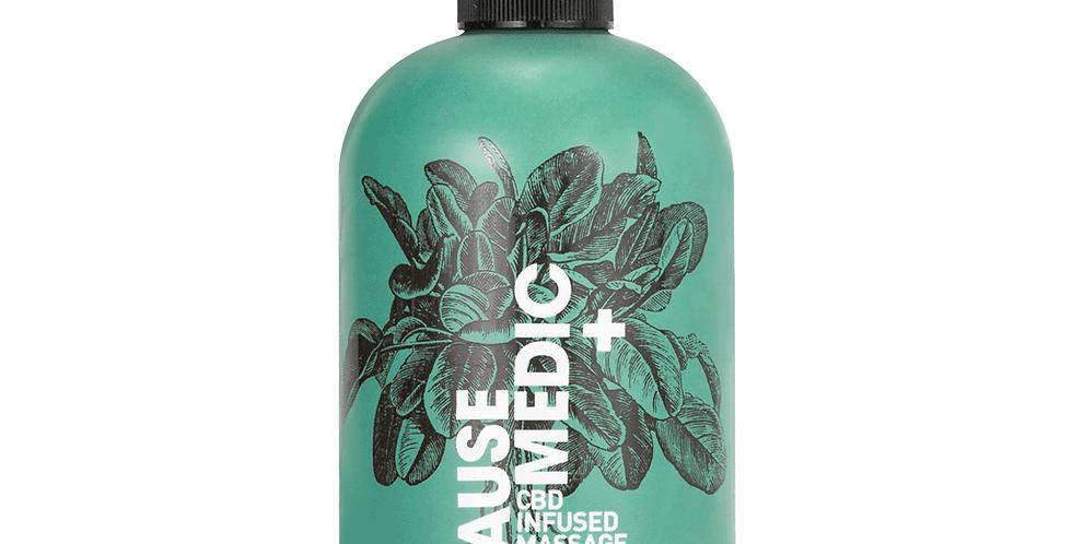 Cause+Medic · CBD Massage Oil (400mg)