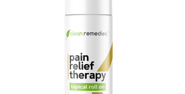 Clean Remedies · Full Spectrum Topical Roll On (450mg)