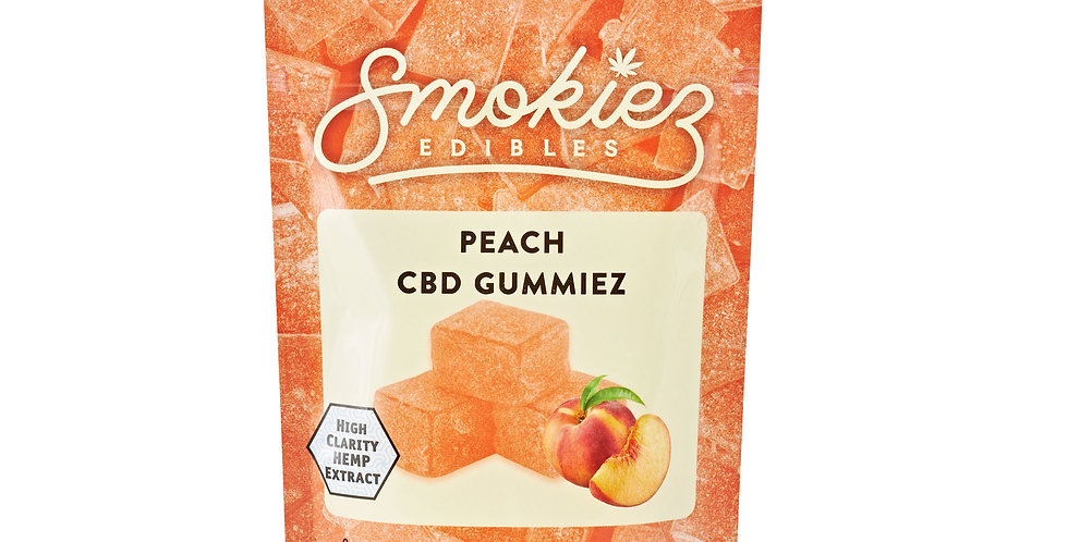 Smokiez Edibles · Peach Gummiez (250mg)