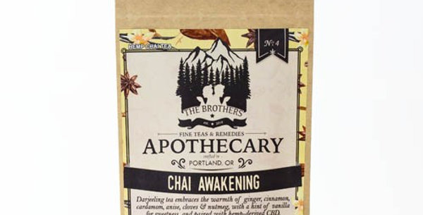 The Brothers Apothecary · Chai Awakening Tea (60mg)