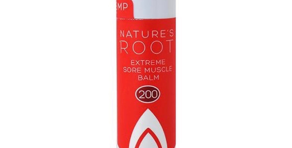 Nature's Root · Extreme Sore Muscle Salve (200mg)