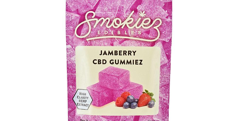 Smokiez Edibles · Jamberry Gummiez (250mg)