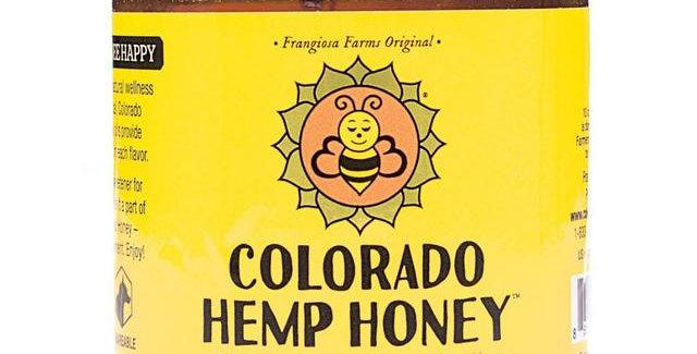 Colorado Hemp Honey · Lemon Stress Less Honey (1000mg)