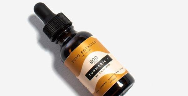Yuyo Botanics · Turmeric+ Formula (900mg)