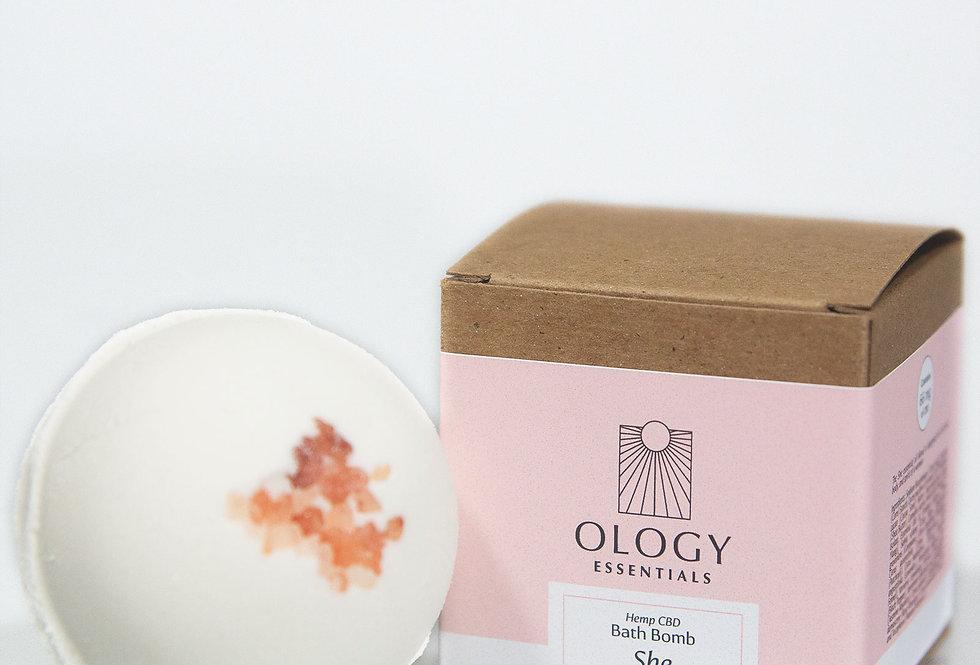 Ology Essentials · She Bath Bomb (66mg)