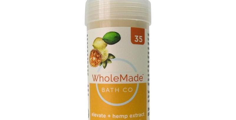 WholeMade · Elevate Hemp Deodorant (35mg)