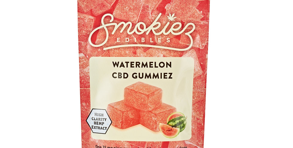 Smokiez Edibles · Watermelon CBD Gummiez (250mg)