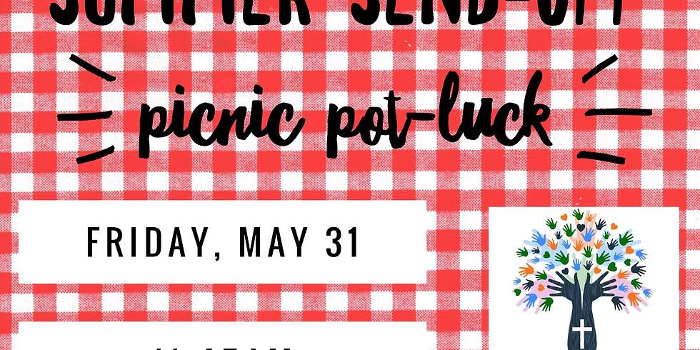Summer Send-Off Picnic Pot-Luck