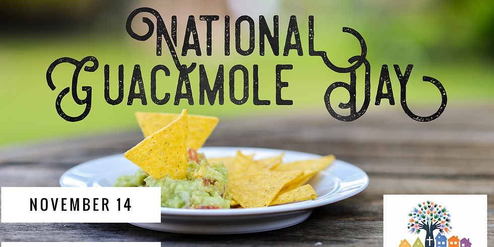 POLOs: National Guacamole Day!