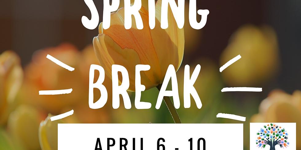 CLOSED for Spring Break!