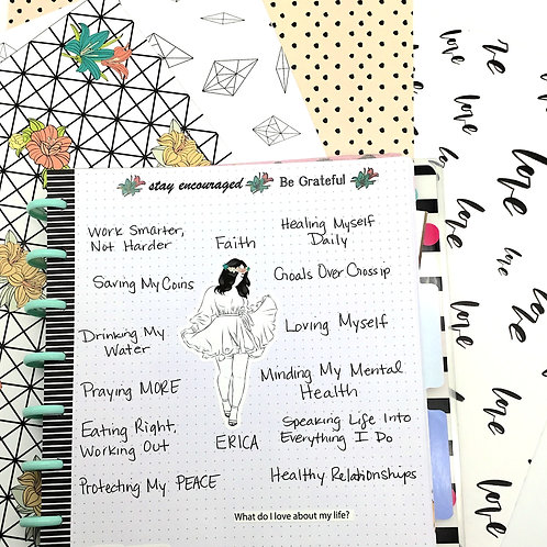 Simply Grateful Pattern Papers