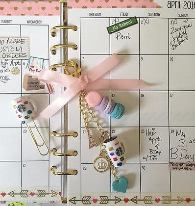 Star Macarons Planner Set