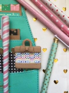 Designer Bag Clip