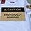 Thumbnail: Emotionally Scarred t-shirt