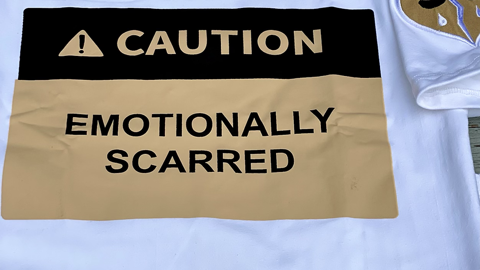 Emotionally Scarred t-shirt