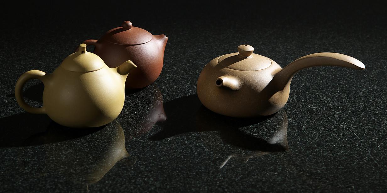 春和系列 紫砂茶具