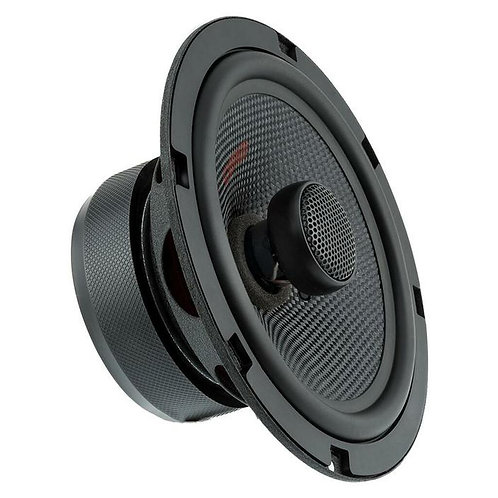 "ELITE 6.5"" 2-Way Coaxial Speakers with Kevlar Cone 180 Watts 4-Ohm"