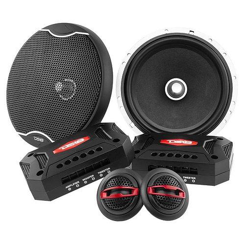 "EXL 6.5"" 2-Way Component Speaker System 400 Watts 4-Ohm"