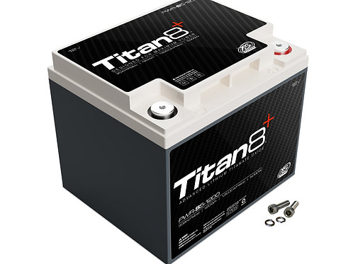 PWR-S5-1200 Lithium Titan8 Battery