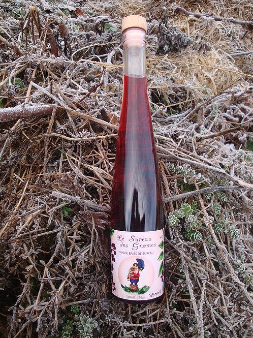 Le Sureau des Gnomes (Vin de Baies de Sureau) 350ml