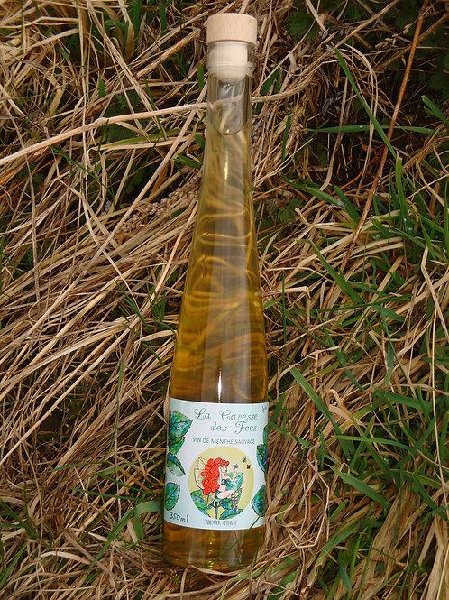La Caresse des Fées (Vin de Menthe) 350ml