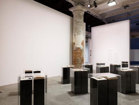 TARYN SIMON - La Biennale di Venezia 2015