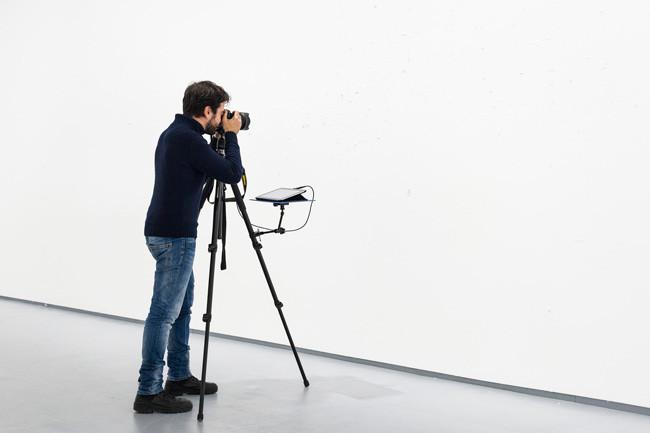 installation view (scale ratio) - Uruguayan Pavilion, Biennale di Venezia 2015, © Ugo Carmeni / Marco Maggi