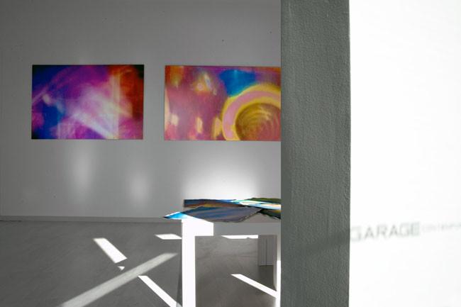 installation view - Garage Contempoprary, Gabicce Monte (PU), 2010