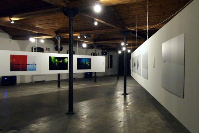 Installation view - Fabbrica Saccardo, Schio (VI), 2011