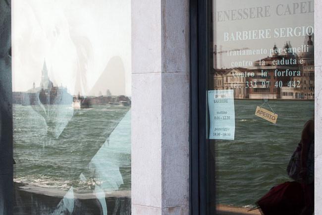 Canned ROAR! - public installation, Venezia, 2011