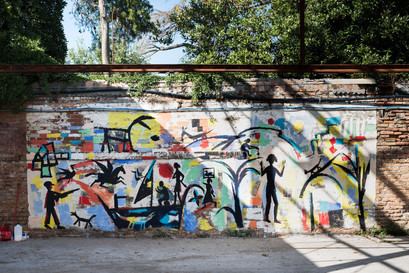 22 | MURALES by Mohamed Abla