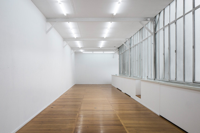 installation view - Xippas galerie, Paris, © 2015 Ugo Carmeni / Marco Maggi