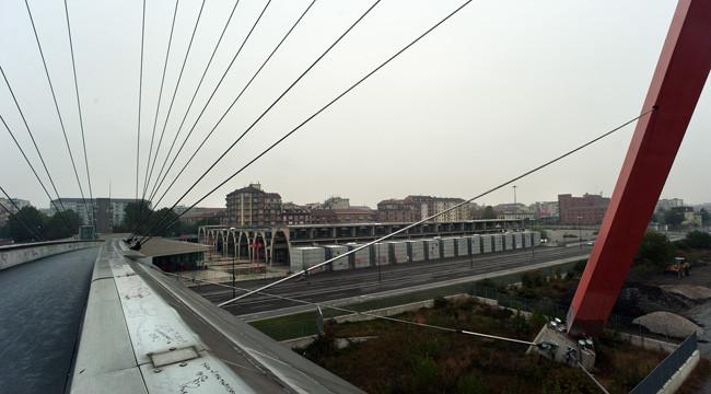Ex Mercati Generali - Torino, 2012/2
