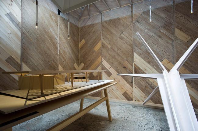installation view - Alvar Aalto Pavilion, La Biennale di Venezia 2012