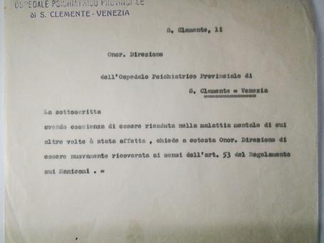 OMBRE || SCHATTEN - Presentation at the University of Padova