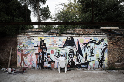 40 | MURALES by Mohamed Abla