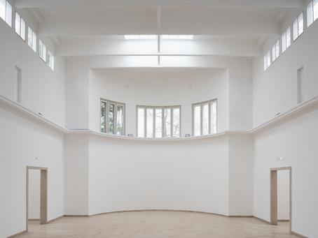 GERMAN PAVILION (empty) - La Biennale di Venezia 2017