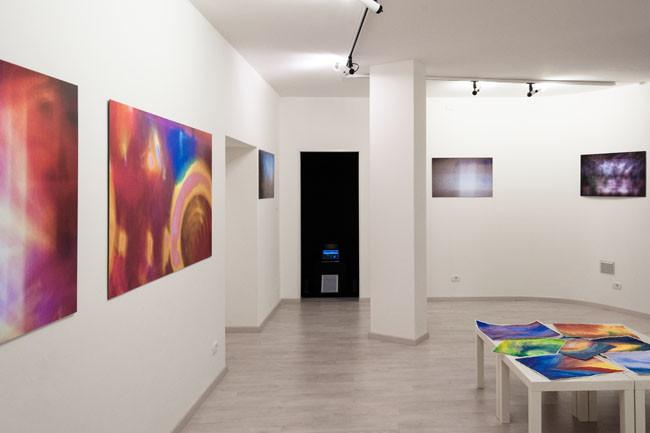installation view-Garage Contempoprary, Gabicce Monte (PU), 2010