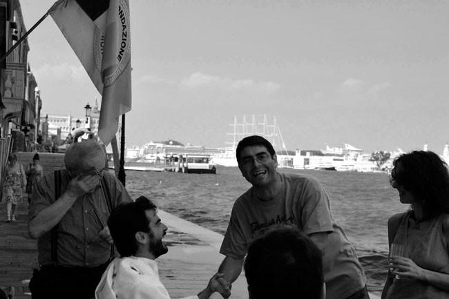 Canned ROAR! - the performance, Venezia, 2011