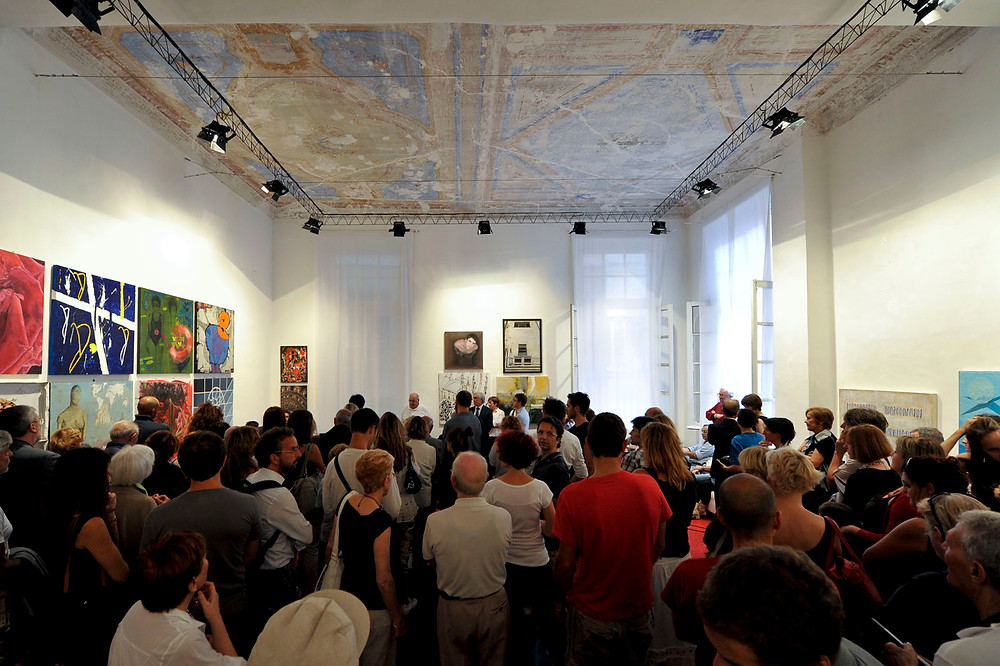 Exhibition view - Satura gallery, Genova, 2013
